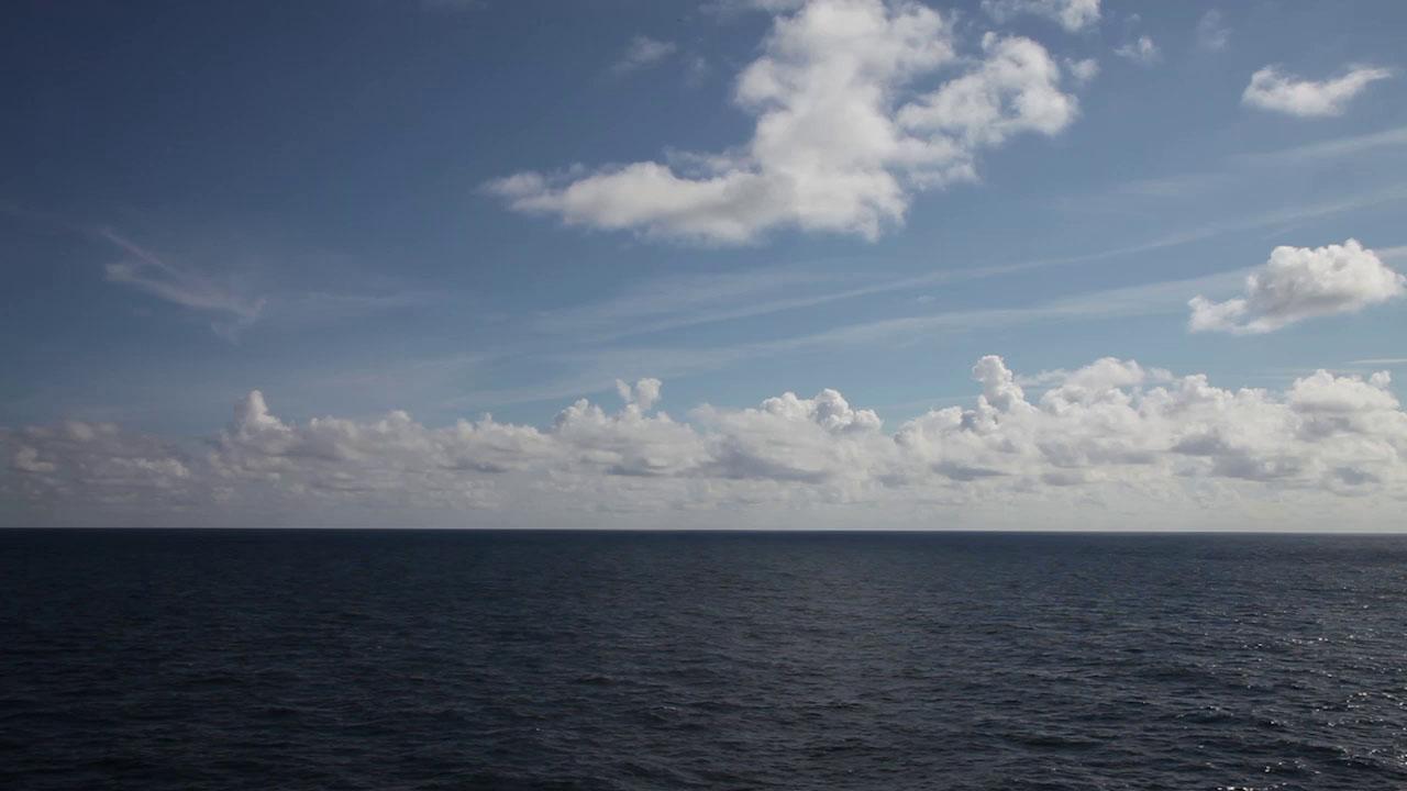 Nordsee - Blick auf den Horizont